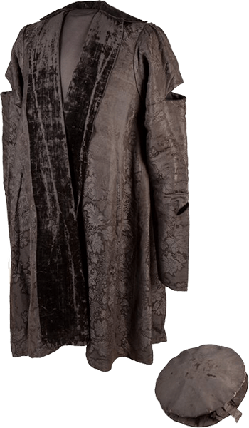 The oldest gown